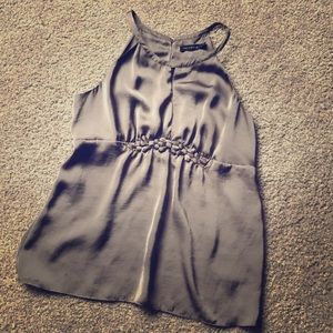 Dressy Taupe Top